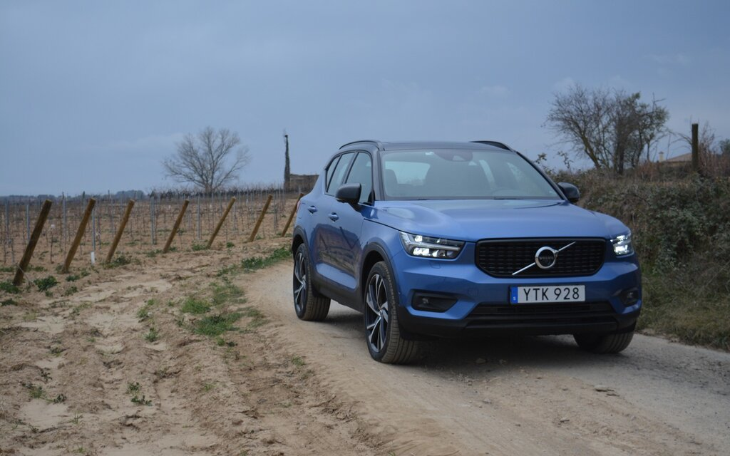 2019 Volvo XC40 Momentum T5 Specifications - The Car Guide