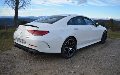 2019 Mercedes-Benz CLS-Class CLS 450 4Matic - Price, engine, full ...