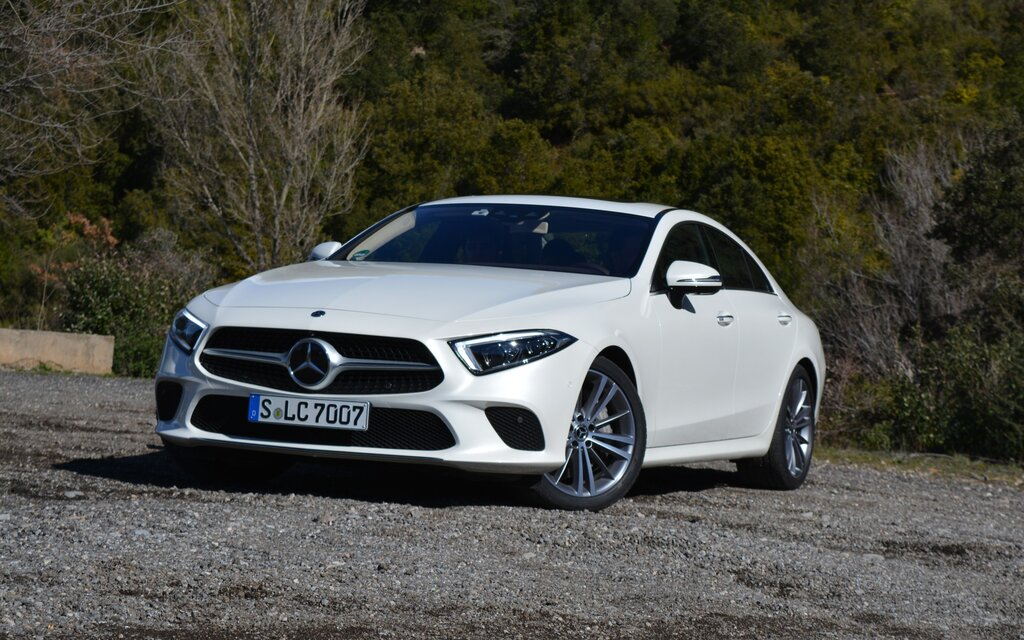 2019 Mercedes Benz Cls Amg Cls 53 4matic Specifications The Car Guide