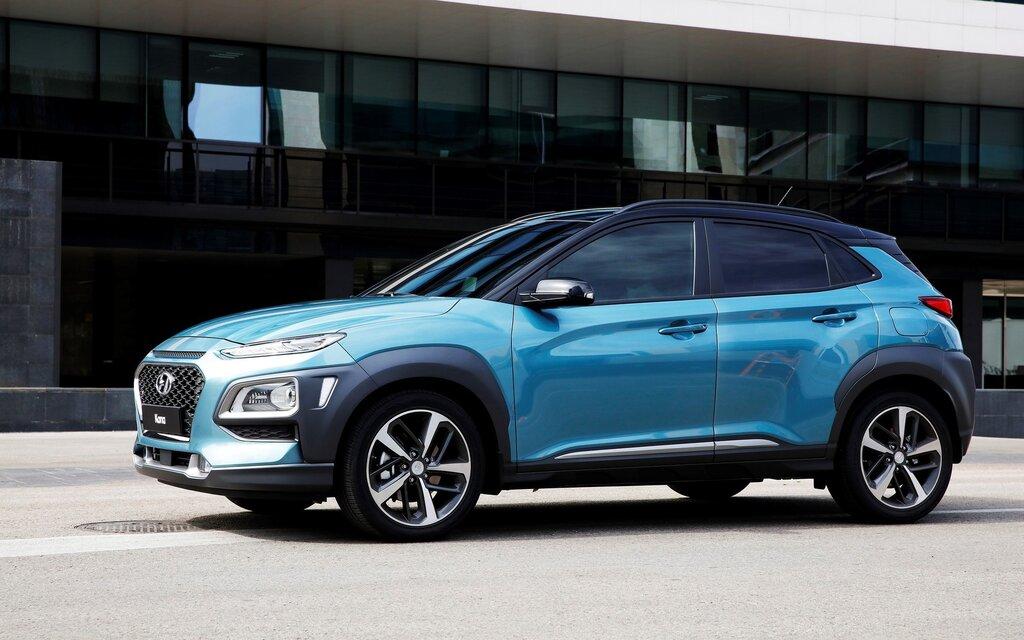 Hyundai Kona Fiche Technique >> 2018 Hyundai Kona News Reviews Picture Galleries And