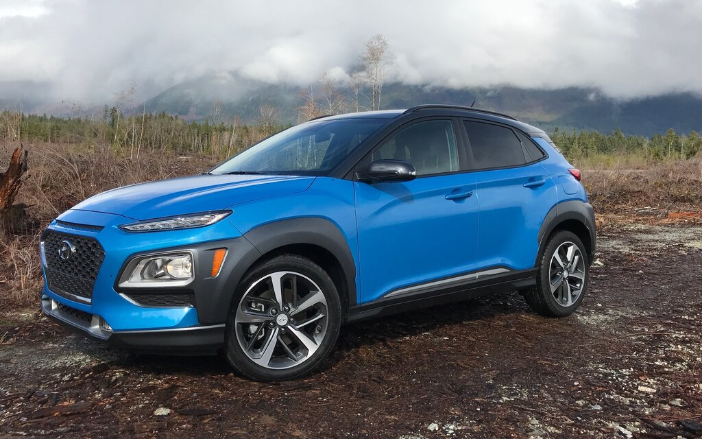 2019 Hyundai Kona Electric Preferred Specifications - The