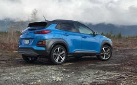 2019 hyundai kona electric specifications the car guide. Black Bedroom Furniture Sets. Home Design Ideas