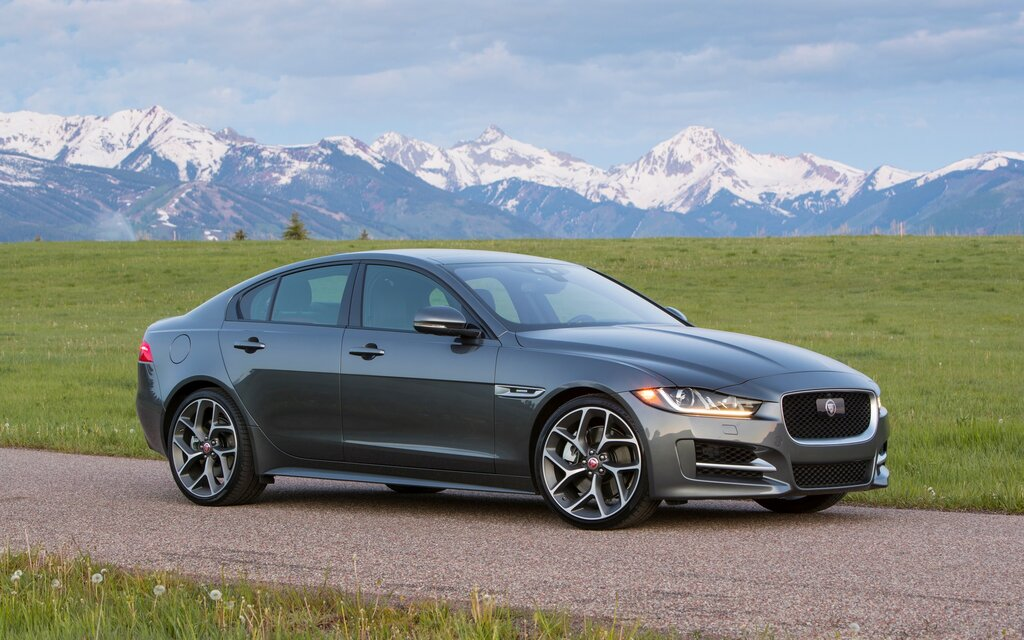 2018 jaguar xe news reviews picture galleries and