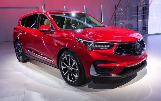 2019 Acura Rdx News Reviews Picture Galleries And Videos