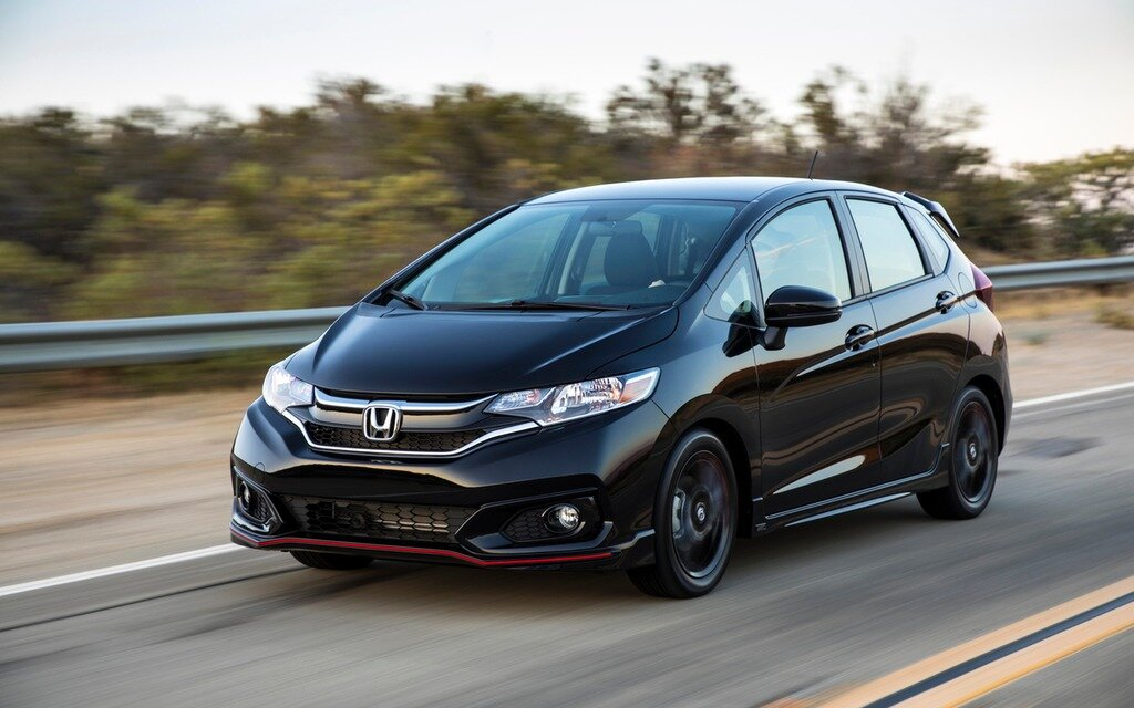 2019 Honda Fit Ex L Navi Specifications The Car Guide