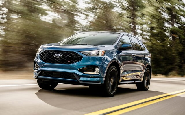 2019 Ford Edge Se Awd Specifications The Car Guide