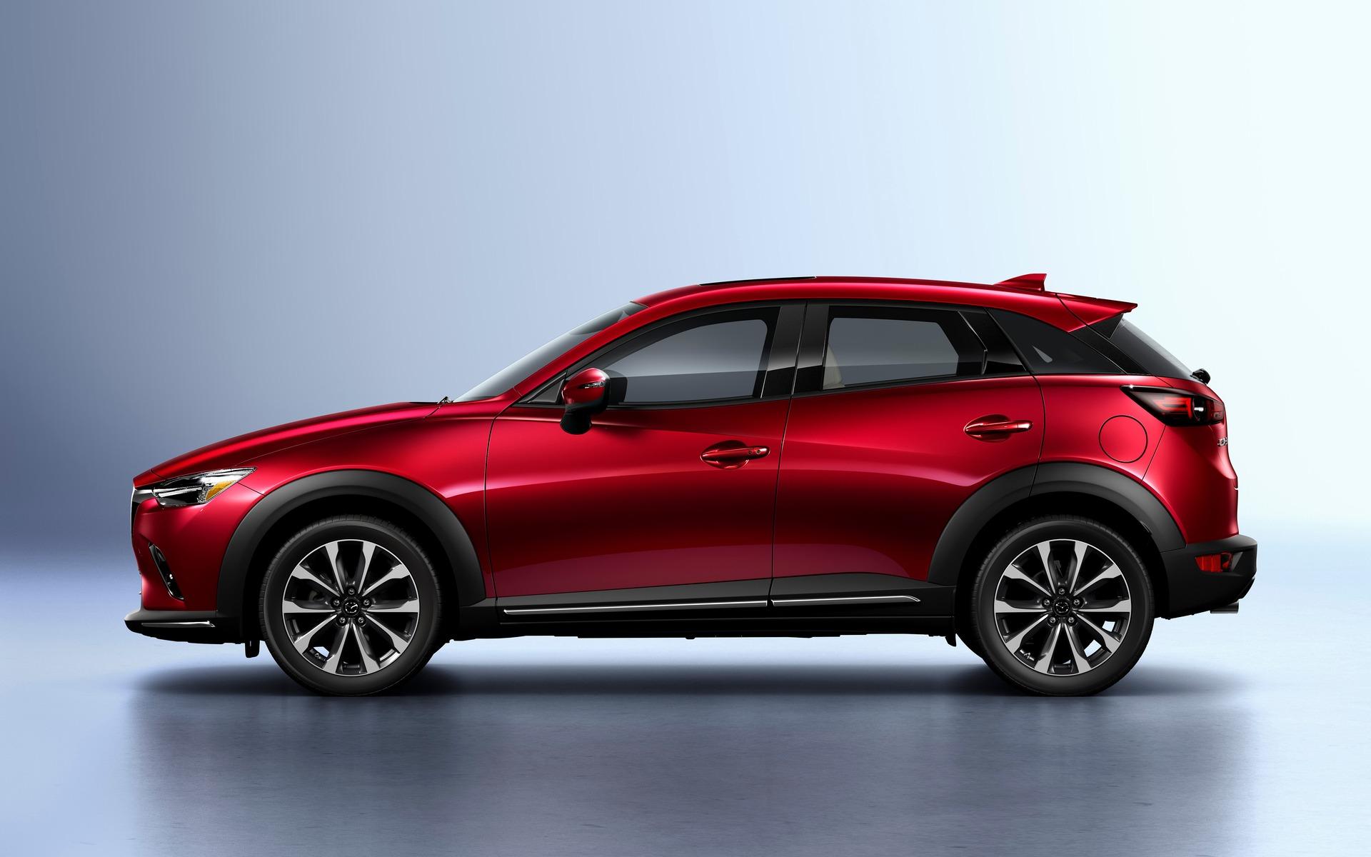 Kekurangan Mazda 4 Tangguh