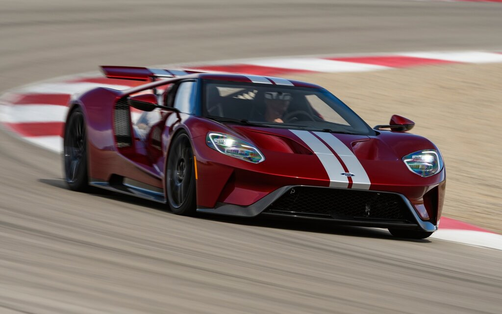 2019 Ford Gt Specifications The Car Guide