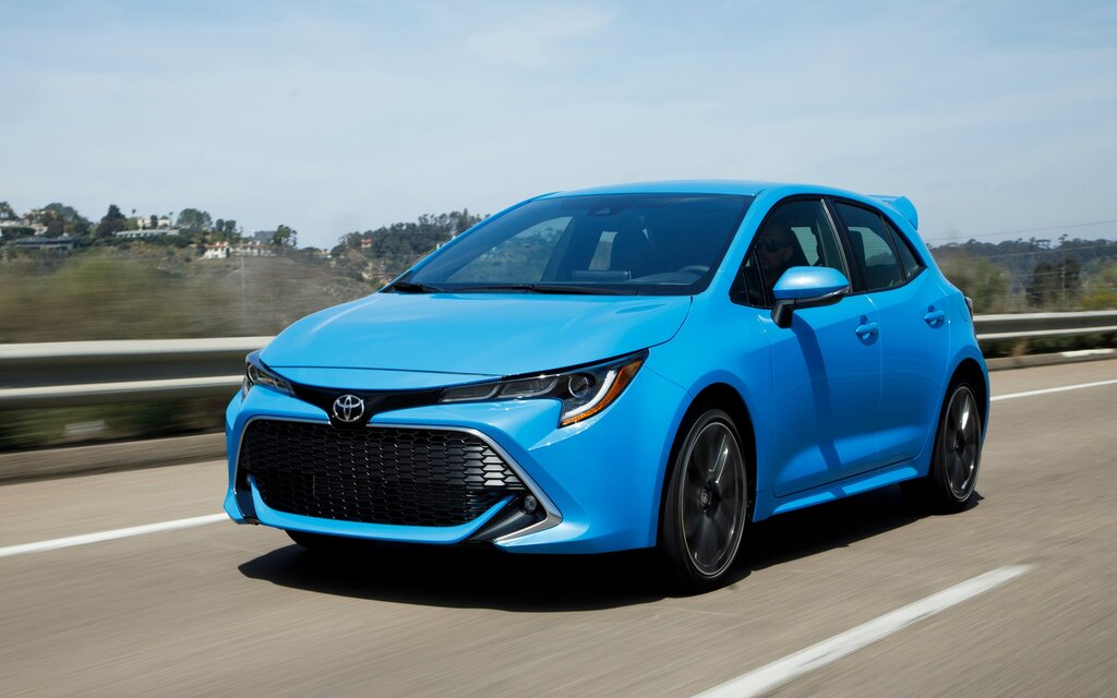 2019 Toyota Corolla - News, reviews, picture galleries and videos