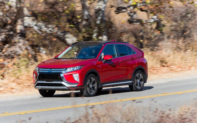 2019 Mitsubishi Eclipse Cross ES S-AWC Specifications - The