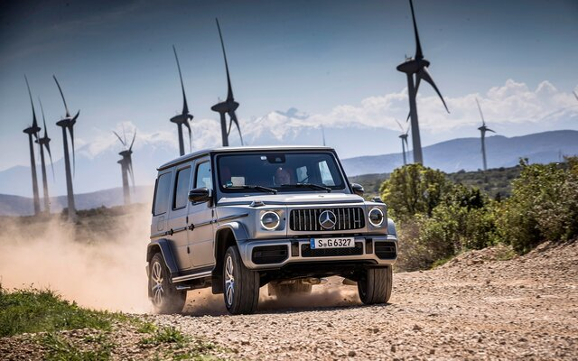 2019 Mercedes-Benz G-Class G 550 Specifications - The Car Guide