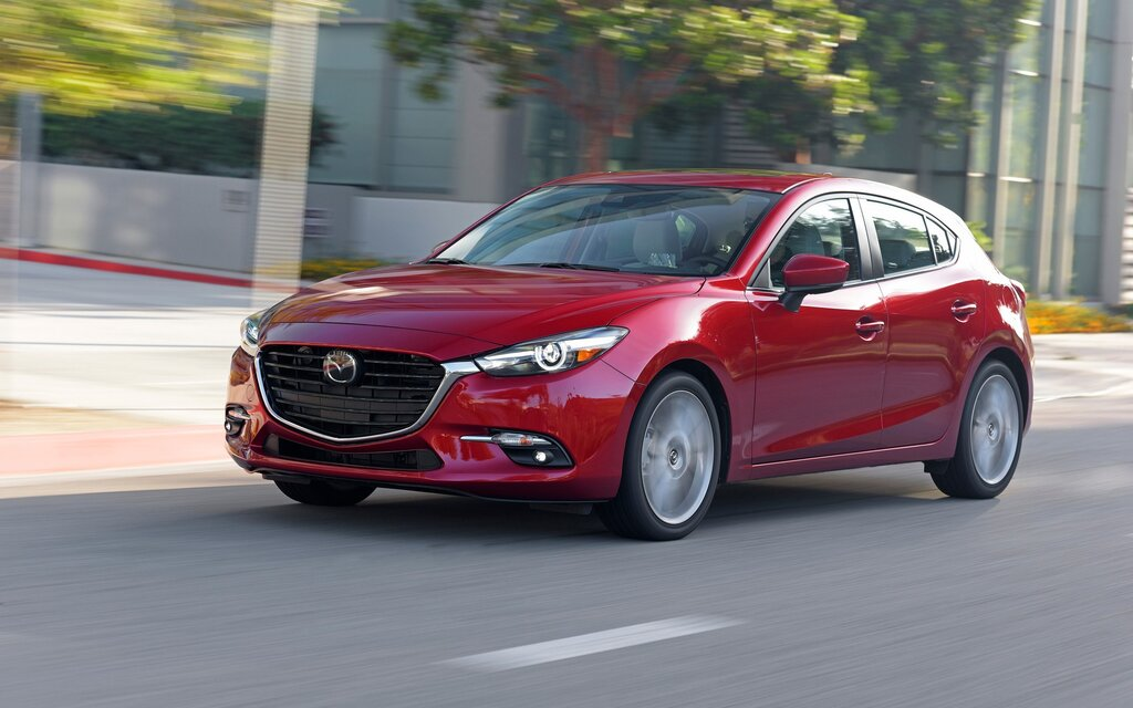 2019 Mazda Mazda3 - News, reviews, picture galleries and