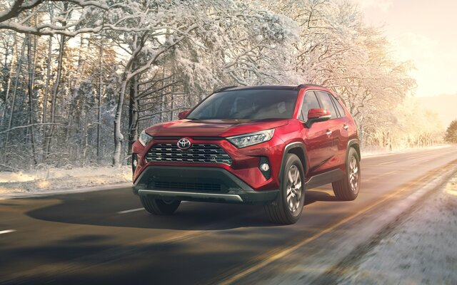 2019 Toyota Rav4 News Reviews Picture Galleries And Videos