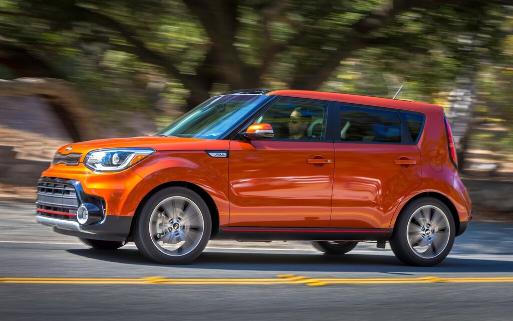 2019 Kia Soul LX Specifications - The Car Guide