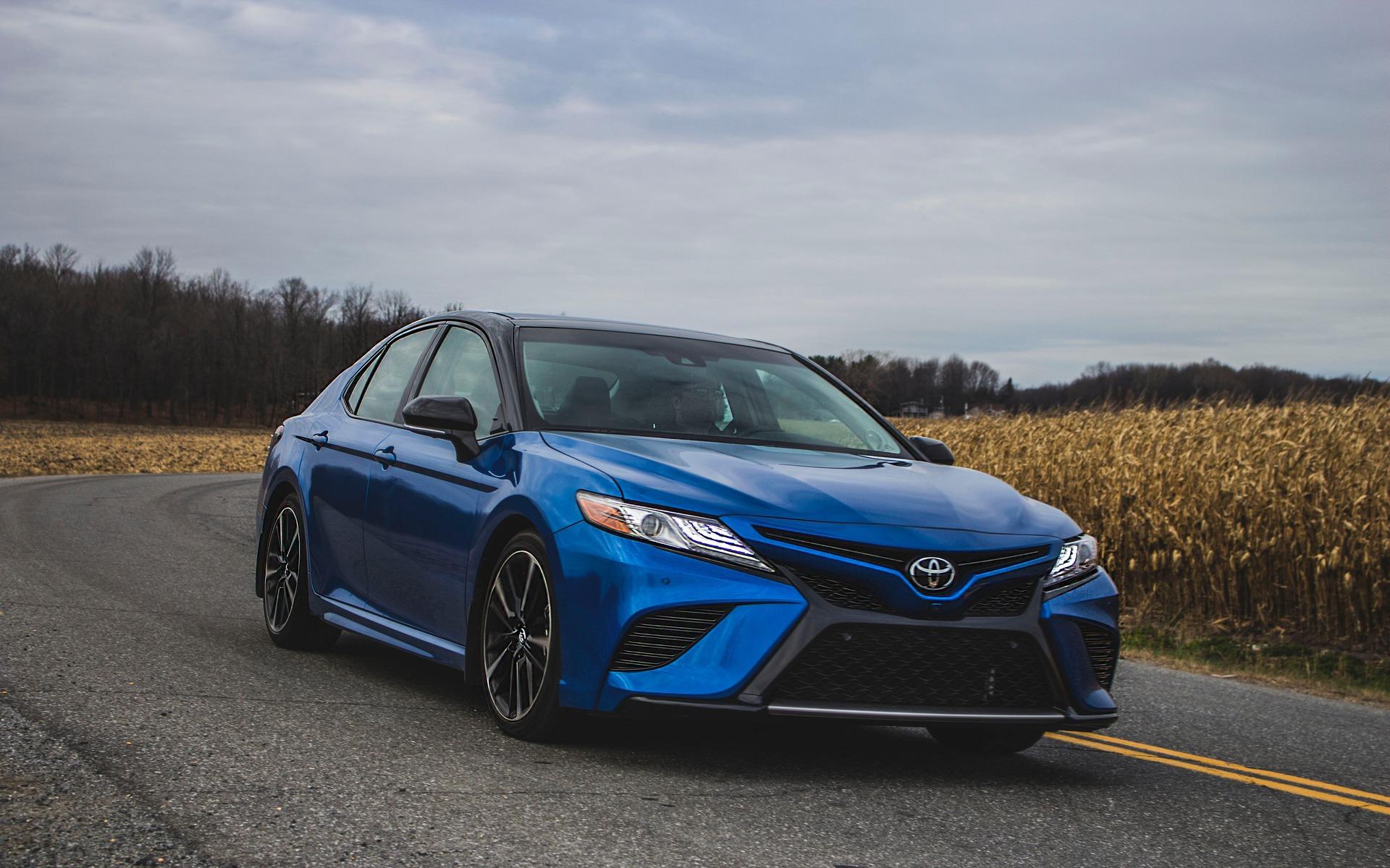 Photos Toyota Camry 2019 - 1/3 - Guide Auto