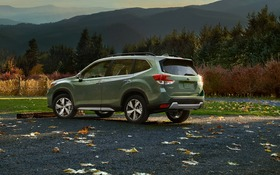 2019 Subaru Forester 2 5i Specifications - The Car Guide