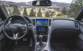 2019 Infiniti Q50 3 0t LUXE AWD Specifications - The Car Guide