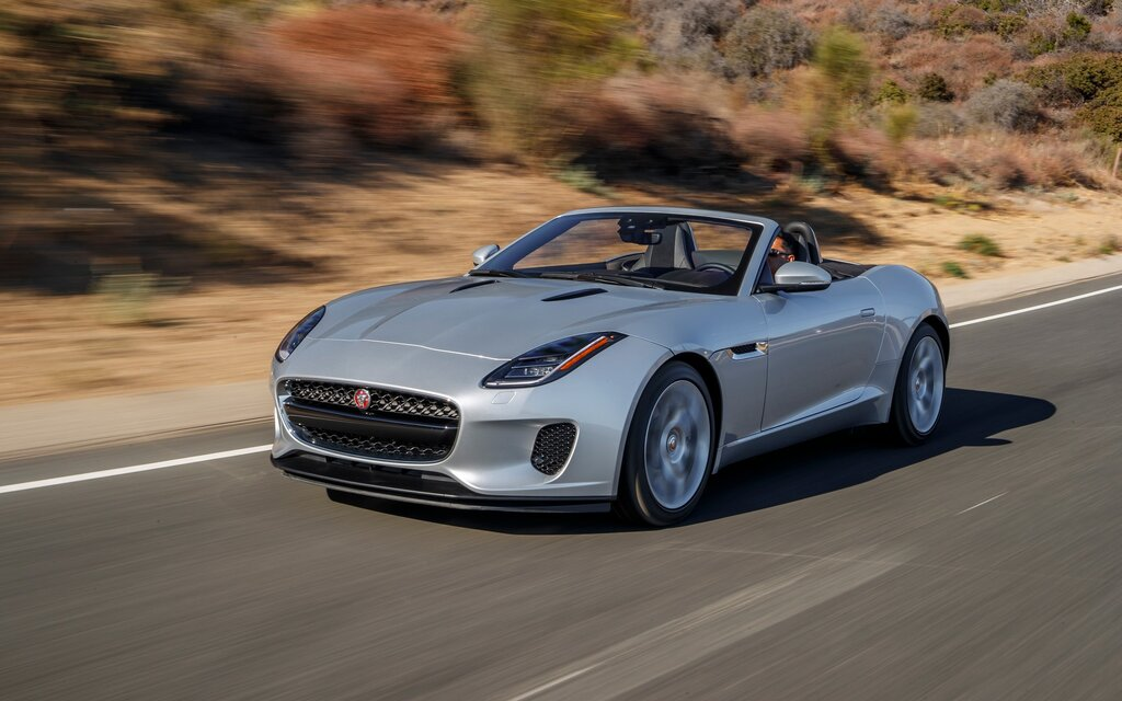 2019 jaguar f type news reviews picture galleries and videos the car guide. Black Bedroom Furniture Sets. Home Design Ideas