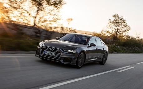 2019 Audi A6 55 Tfsi Quattro Progressiv S Tronic Price Engine