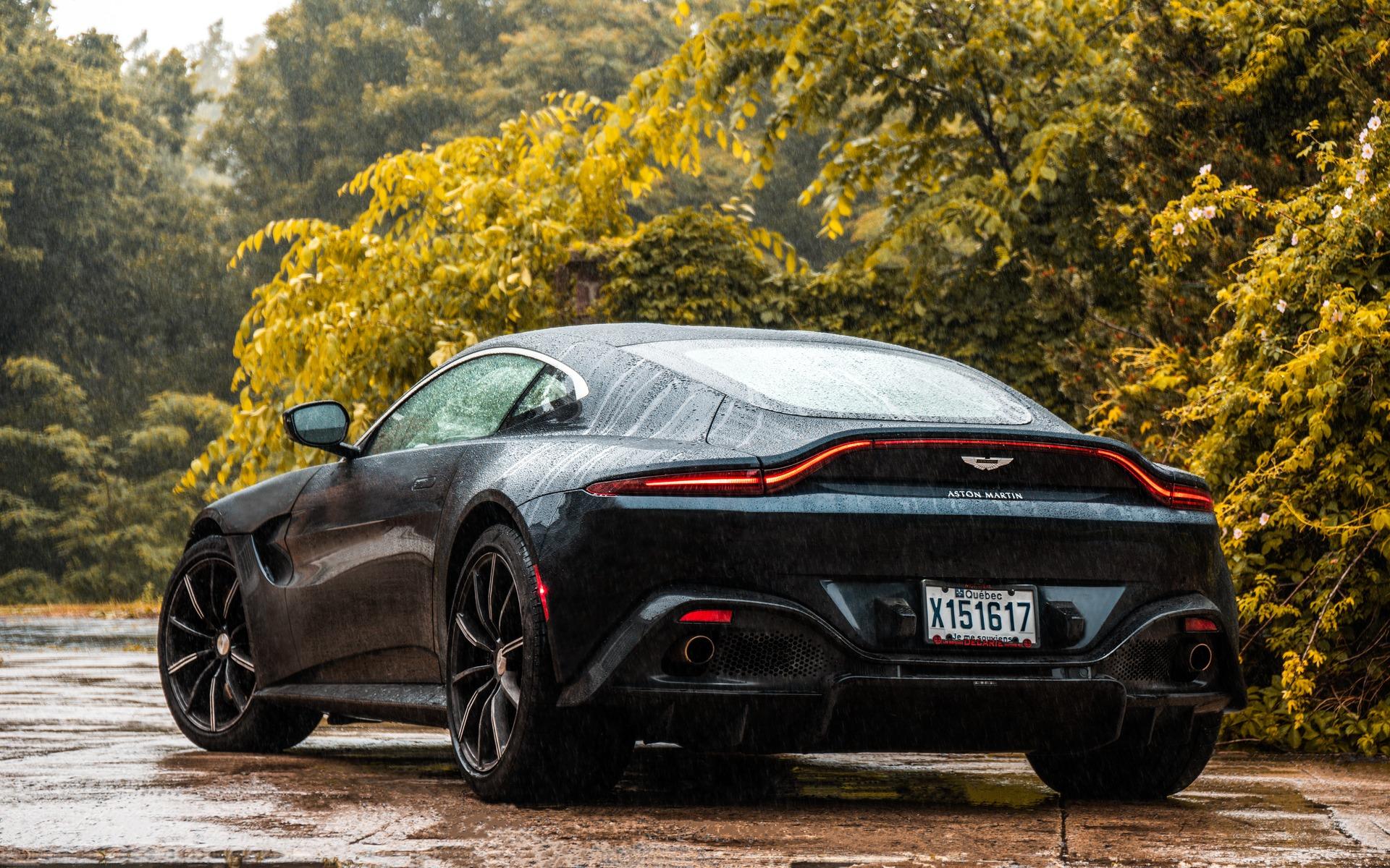 2019 Aston Martin Vantage Photos 2 4 The Car Guide