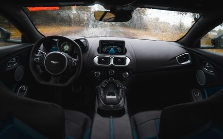 2019 Aston Martin Vantage Coupe Price Engine Full Technical