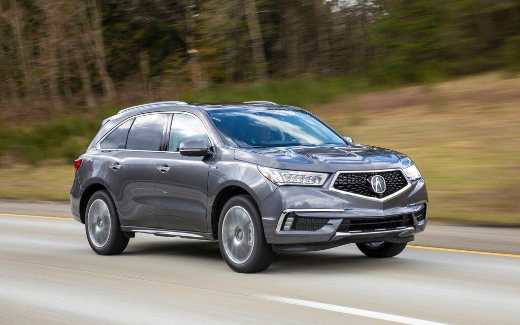 6 Passenger Vehicles >> 2019 Acura Mdx Elite 6 Passenger Specifications The Car Guide