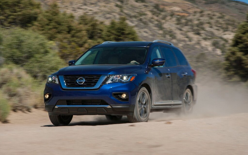 2019 Nissan Pathfinder - News, reviews, picture galleries and videos