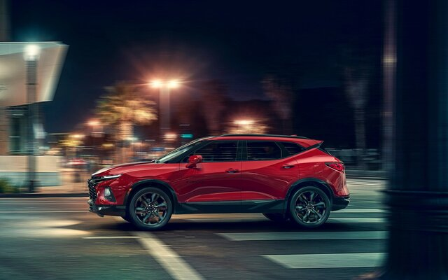 2019 Chevrolet Blazer True North Edition Awd Specifications The