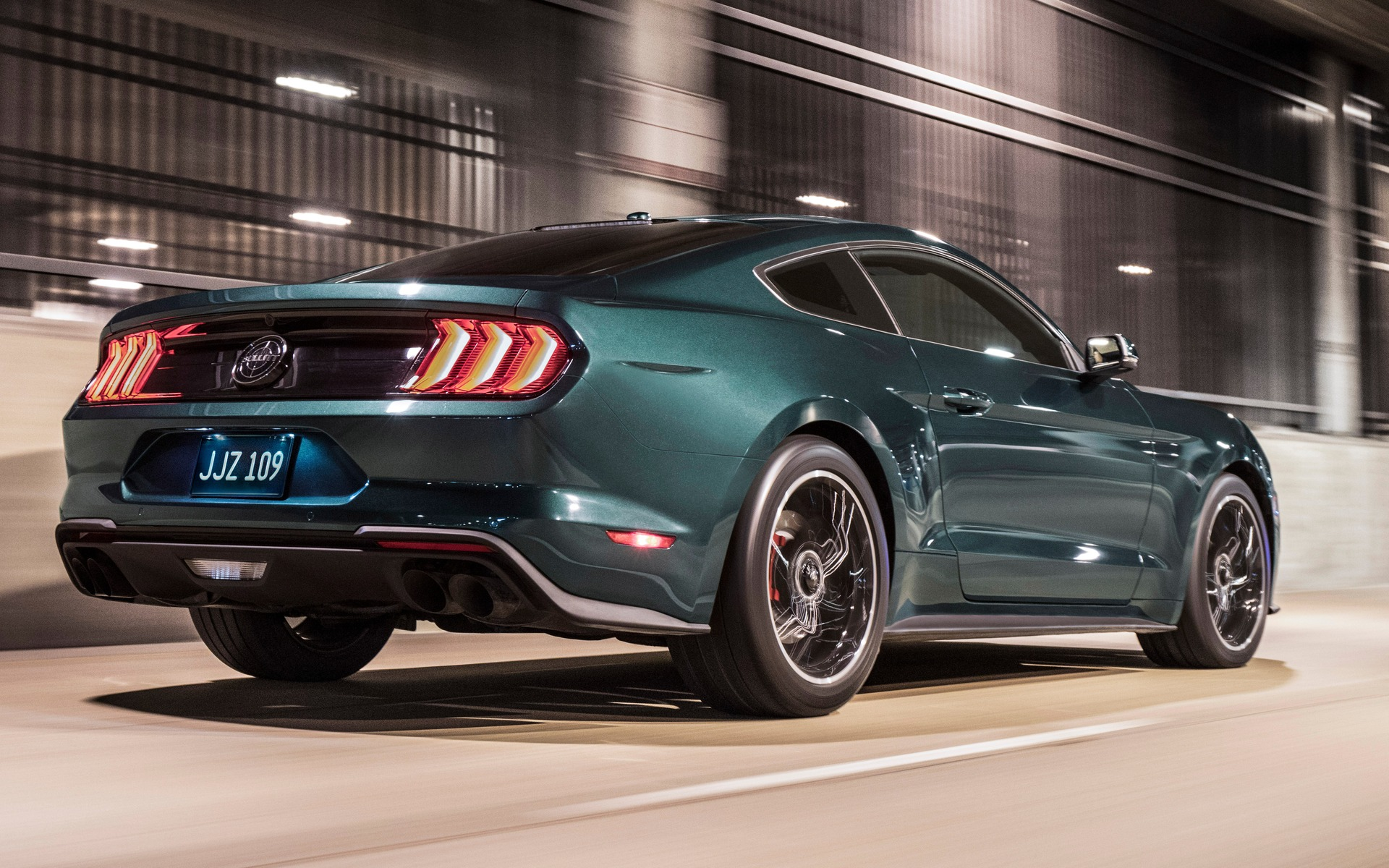 2019 Ford Mustang >> Photos Ford Mustang 2019 - 2/7 - Guide Auto