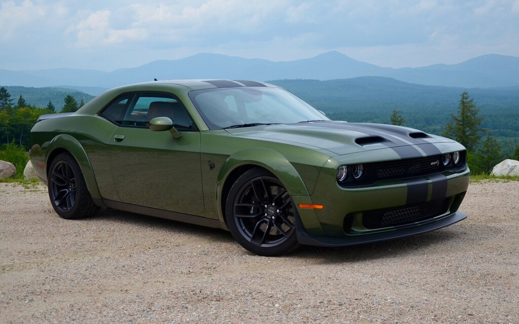 2019 Dodge Challenger SRT Hellcat Redeye Specifications