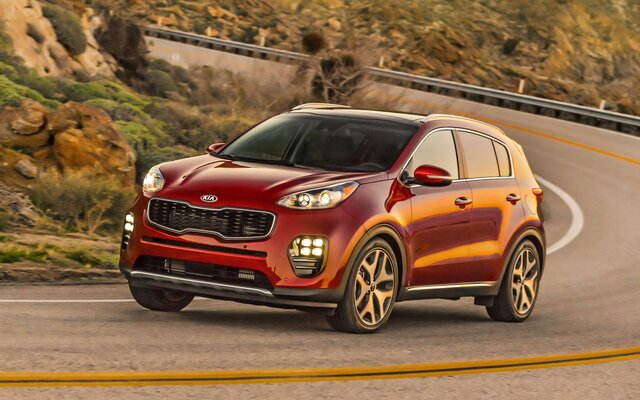 2018 Kia Sportage: Specs, Powertrains, Price >> 2019 Kia Sportage Lx Specifications The Car Guide