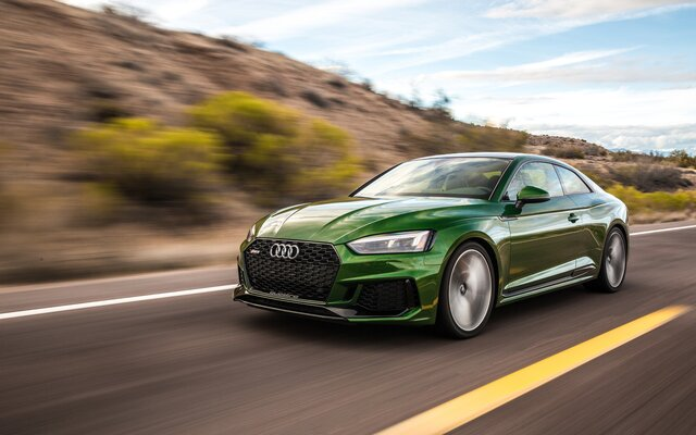 2019 Audi A5 45 Tfsi Quattro Komfort Coupe Specifications The Car