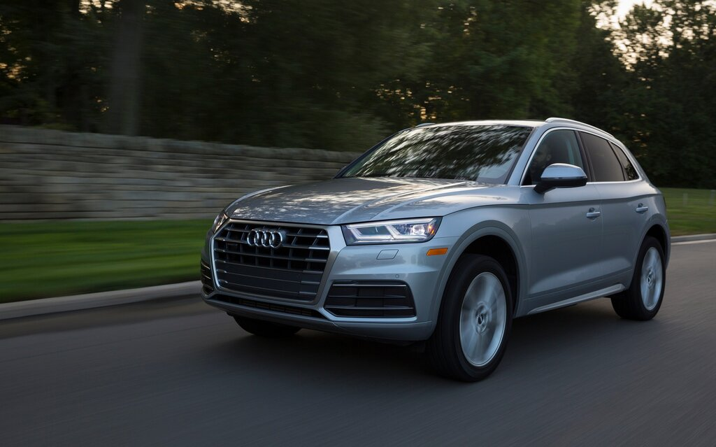 Audi Q5 Specs >> 2019 Audi Q5 45 Tfsi Quattro Komfort Specifications The Car Guide