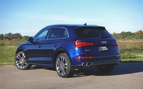 2019 Audi Q5 - News, reviews, picture galleries and videos