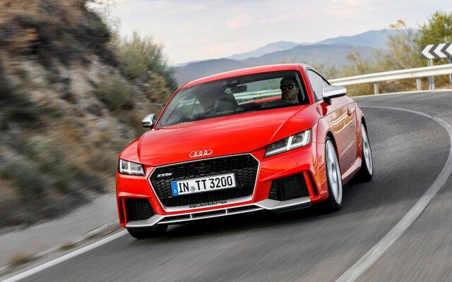 2019 Audi TT