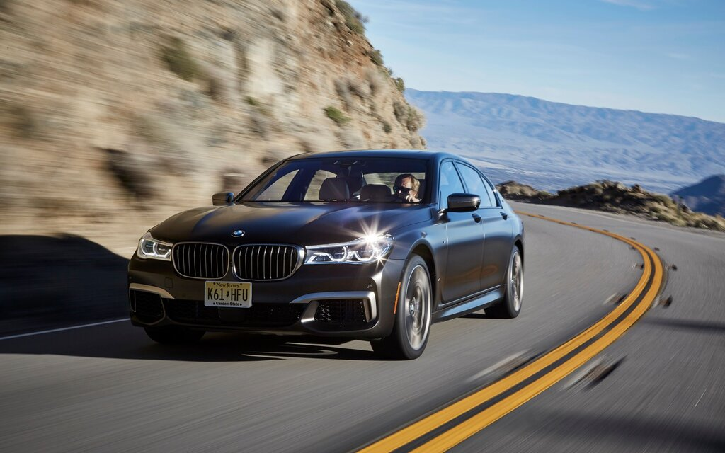2019 BMW 7 Series 750Li xDrive Specifications - The Car Guide
