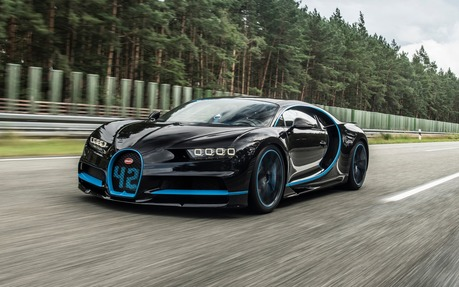 2019 Bugatti Chiron W16 Base Price Engine Full Technical