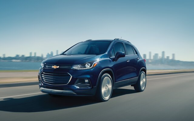 2019 Chevrolet Trax Lt Specifications The Car Guide