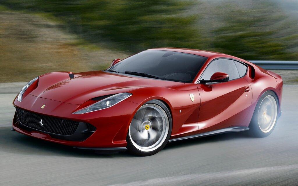 Ferrari 812 2019