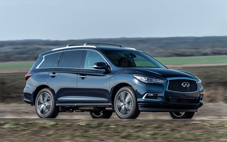 2019 Infiniti Qx Pure Awd Price Engine Full Technical Specifications The Car Guide Motoring Tv
