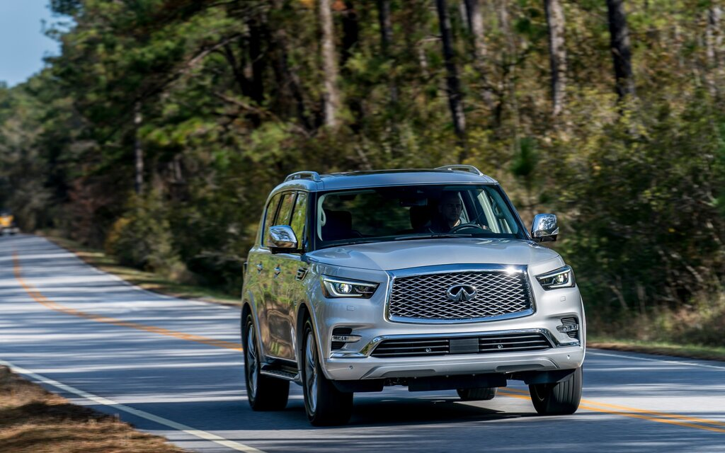 2019 Infiniti Qx80 Limited Awd Specifications The Car Guide