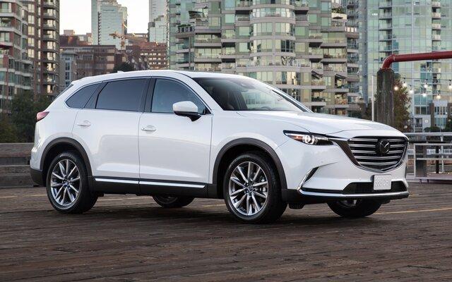 Mazda Cx 9 >> 2019 Mazda Cx 9 Gs Specifications The Car Guide