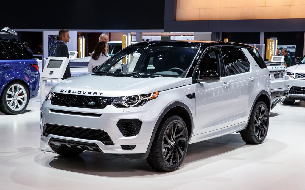land rover discovery sport 2019 essais actualit galeries photos et vid os guide auto. Black Bedroom Furniture Sets. Home Design Ideas