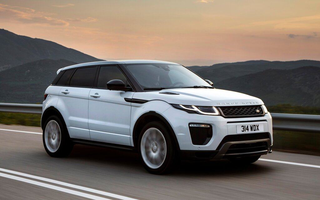 sp cifications land rover range rover evoque se 2019 guide auto. Black Bedroom Furniture Sets. Home Design Ideas