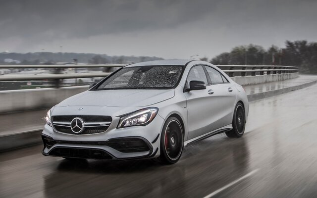 2019 Mercedes-Benz CLA AMG CLA 45 4MATIC Specifications - The Car Guide