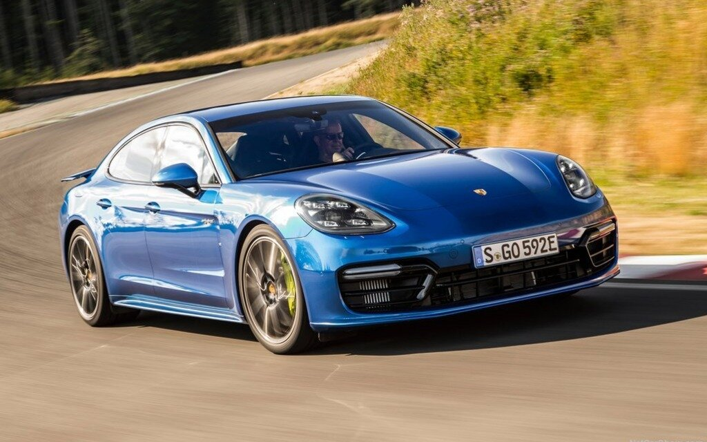 2019 Porsche Panamera News Reviews Picture Galleries And Videos