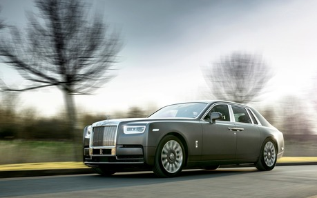 2019 Rolls Royce Phantom Price Engine Full Technical