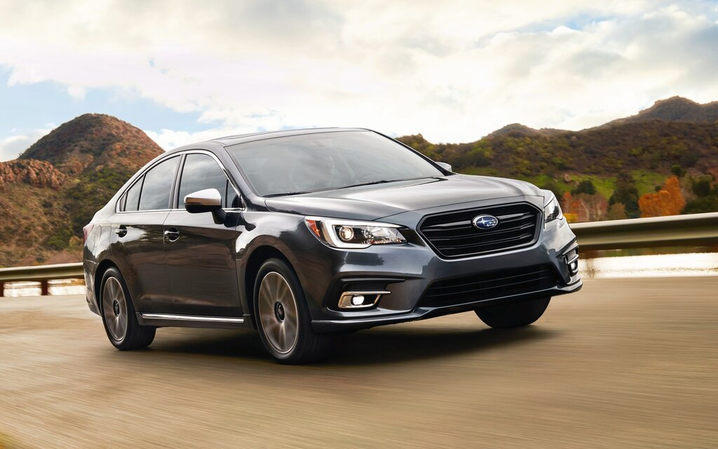 2019 Subaru Legacy 2 5i Specifications The Car Guide