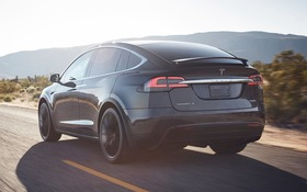 tesla model x 2019 essais actualit galeries photos et vid os guide auto. Black Bedroom Furniture Sets. Home Design Ideas