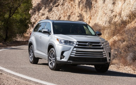2019 Toyota Highlander 2wd Le Price Engine Full Technical